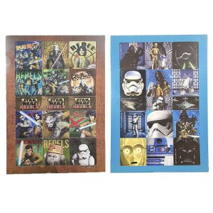 Stickers Star Wars Rebels - unitário - Jandaia