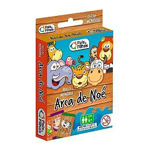 """Jogo da Memória """"Arca de Noé"""" - unitário - Pais & Filhos"""