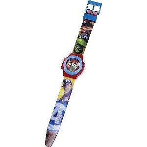 Relógio Digital Avengers - unitário - DTC