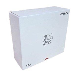 Brush Pen Ginza PRO - Kit com 30 unidades - Newpen