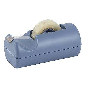 Dispensador de Fitas Pequeno Azul Pastel - unitário - Waleu