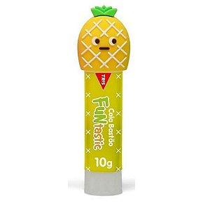 Cola bastão Funtastic Amarelo 10g - unitário - Tris