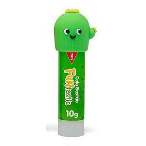 Cola bastão Funtastic Verde 10g - unitário - Tris
