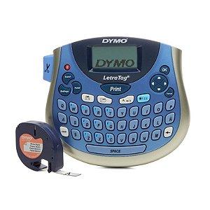 Rotuladora Eletrônica LetraTag 100T - unitário - DYMO