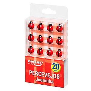 20 Percevejos de Joaninha - unitário - Molin