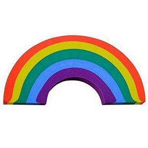 Borracha Gigante Arco-íris - unitário - Importados