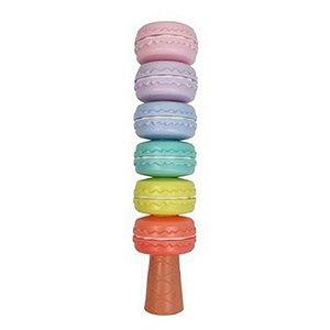 Marca texto Macarons - c/ 6 cores - kawaii