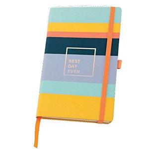 Caderno Allegro Papertalk Maxi Pautado - unitário - Ótima Gráfica
