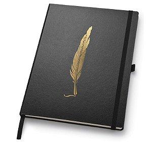 Caderno Noir Papertalk Ultra Pontilhado - unitário - Ótima Gráfica