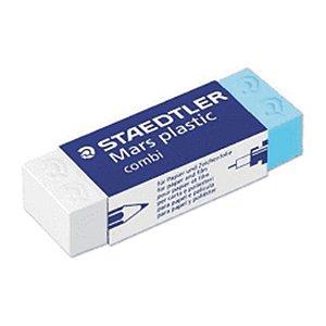 Borracha Mars Plastic Combi - unitário - Staedtler