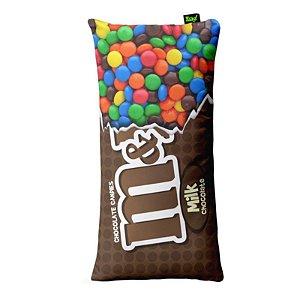Almofada Chocolate M&M - unitário - Yaay!