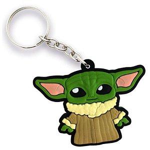 Chaveiro Baby Yoda - unitário - Yaay!