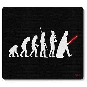 """Mousepad """"Geek Evolution"""" - unitário - Yaay!"""