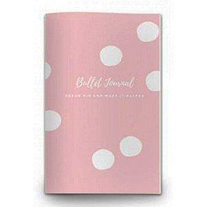 """Caderno Bullet Journal """"Dream""""  - unitário - Evertop"""
