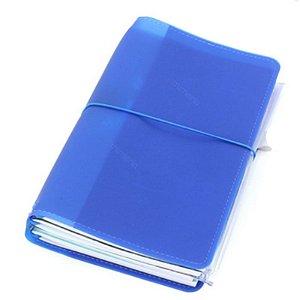 """Evercase Colors Azul """"Fazer Acontecer"""" - unitário - Evertop"""