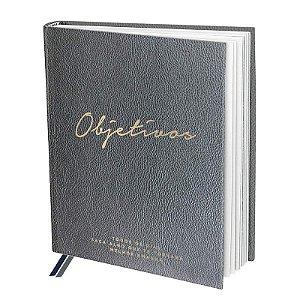 """Caderno Planner """"Objetivos"""" - unitário - DAC"""