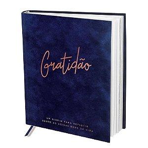 """Caderno Planner """"Gratidão"""" - unitário - DAC"""