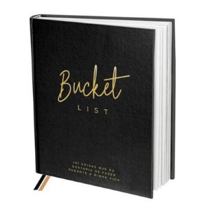 "Caderno Planner ""Bucket List"" - unitário - DAC"
