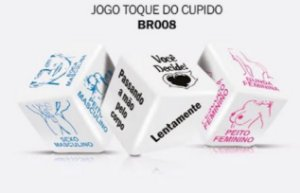 DADO TOQUE DO CUPIDO