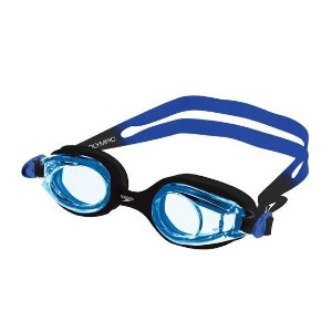 OCULOS SPEEDO JR OLYMPIC PRETO/AZUL SP21
