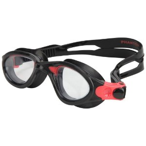 OCULOS SPEEDO PHANTOM PRETO FUME SP21