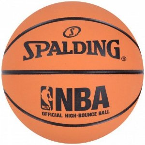 BOLA SPALDING MINI BASQUETE NBA