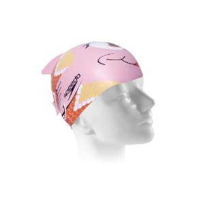 TOUCA SPEEDO FISH CAP CORAL