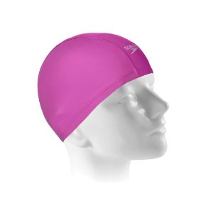 TOUCA SPEEDO COMFORT KIDS CAP PINK SP21