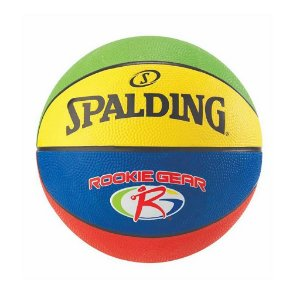 BOLA SPALDING JR NBA ROCKIE GEAR 5