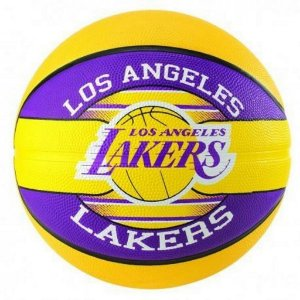 BOLA SPALDING NBA LAKERS 7