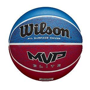 BOLA WILSON BASQUETE MVP ELITE VM/BR/AZ 7