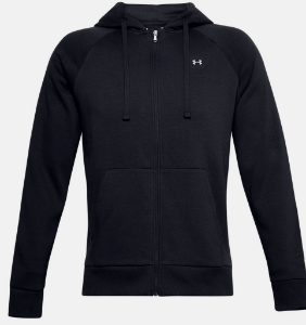 MOLETOM UNDER ARMOUR RIVAL FLEECE HOODIE