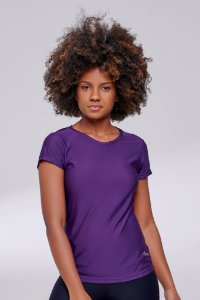 CAMISETA AUTHEN KEEP COOL ROXO SP21