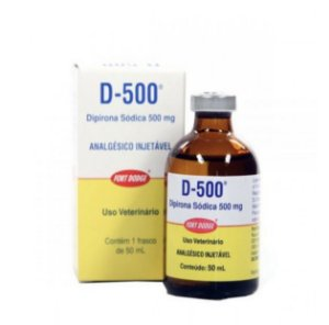 Dipirona Sódica D-500