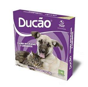 Ducão - Coleira anti-pulgas e carrapatos