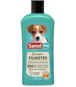 Sanol Dog - Shampoo Filhotes