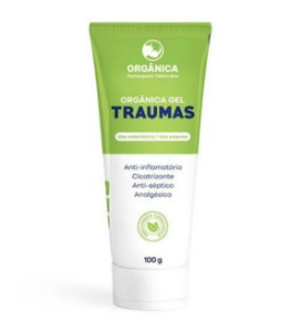 Traumas - Orgânica Gel 100g
