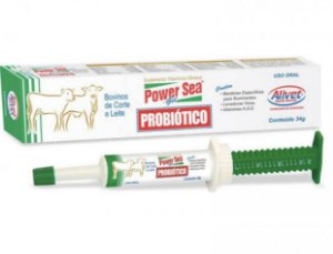 Pasta Probiótica para Bovinos - Power Sea Alivet