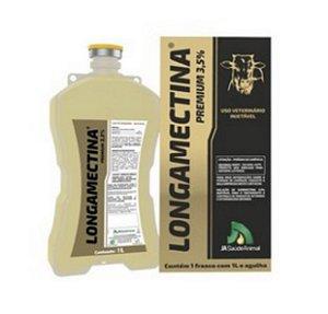 Longamectina 3,5% 1L + Agulha