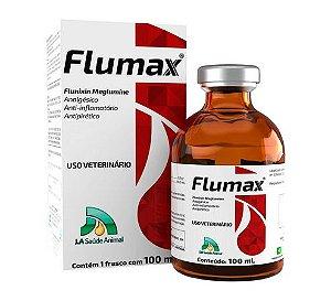 Flumax - J A Saúde Animal -100 ML