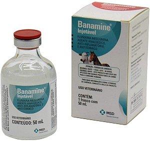 Banamine Injetável 50 ml