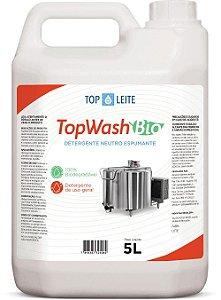 TopWash Bio - Detergente neutro espumante 5 Litros