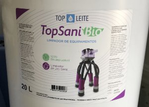 TopSani Bio - Limpador de equipamentos 20 L