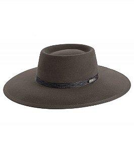 Chapéu  Regional Aveludado Marcatto -  Aba 9 cm