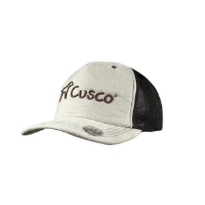Boné Cusco Tela Bege