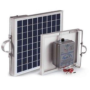 Eletrificador Luz Solar