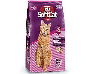 Ração Soft Cat Gatos