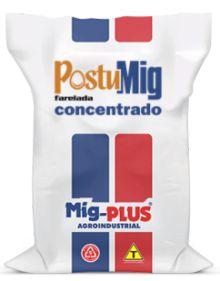 Concentrado Aves Postura Mig-Plus 5 e 20Kg