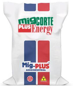 Ração para Gado de Corte Energy Plus Mig-Plus 20Kg