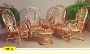 Conjunto Cadeira Vime